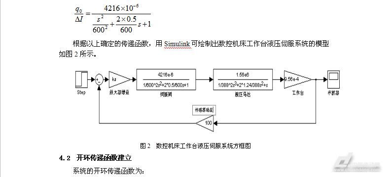 转化为电信号反馈到输入端构成负反馈闭环控制系统