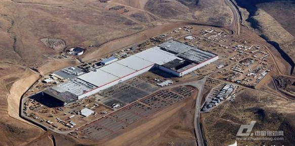 特斯拉3.5亿美元建造model3电机生产线