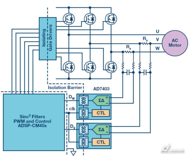三相电机接220v电压接线图