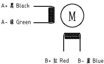 雷赛编码器接线图