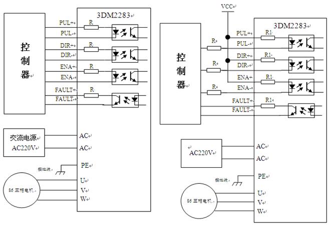 雷赛3dm2283数字式高压步进电机驱动器