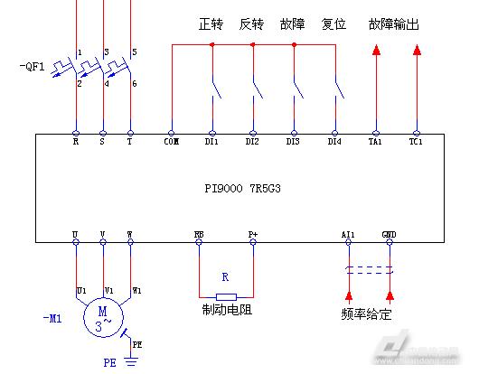 电路 电路图 电子 原理图 530_414