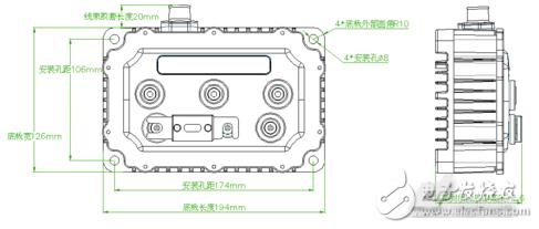 mc3526交流电机控制器接线图图片