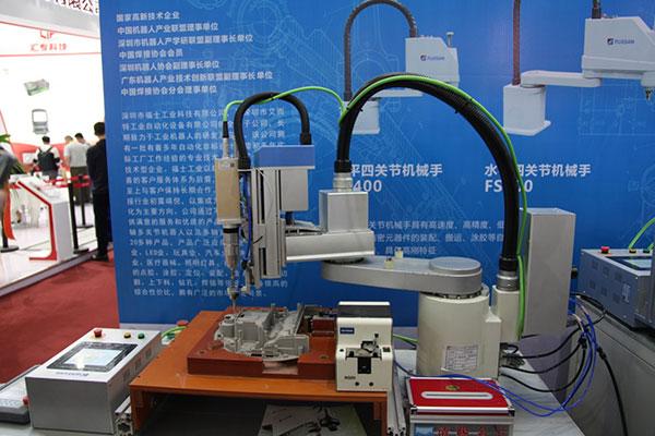集高功率,稿转速电机和高速滚球螺杆于一体,可大大提升操作速度,并