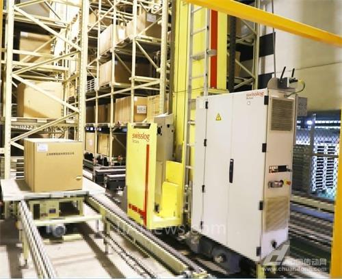 上世纪90年代初期委托一家国内集成商建设了一套自动化立体仓库,用于